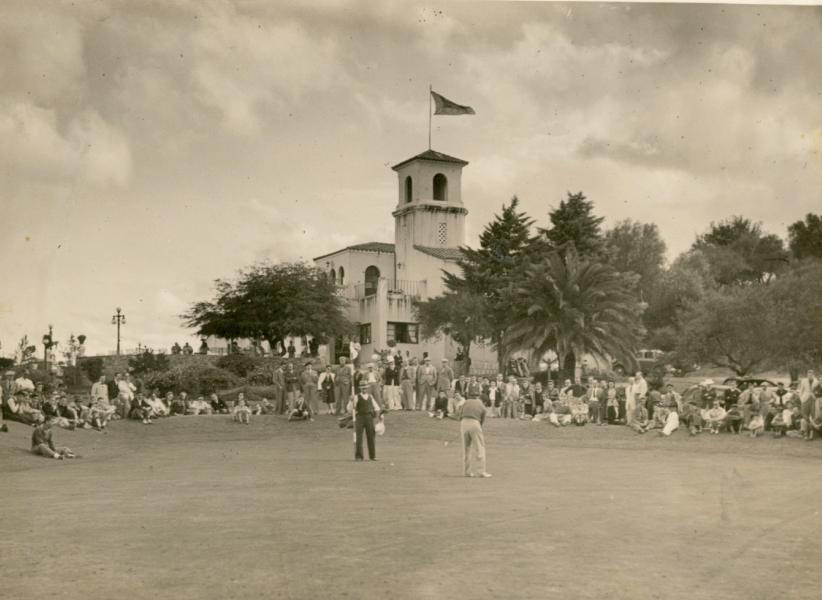 Historia del Golf en la Villa