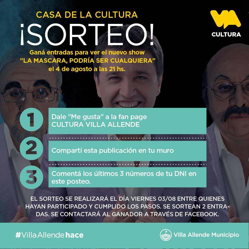 Nuevo Show de Mario Devalis en La Villa