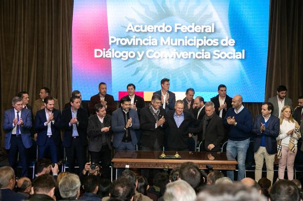 Acuerdo Federal Provincia Municipios
