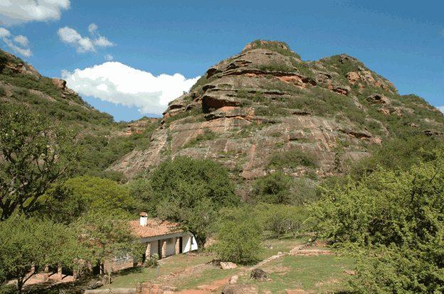 Un Centro de Interpretación enriquecerá la oferta turística del Cerro Colorado