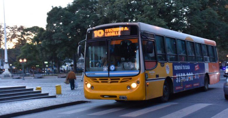 La Provincia aportará $2.000 M por la quita de subsidios nacionales al transporte