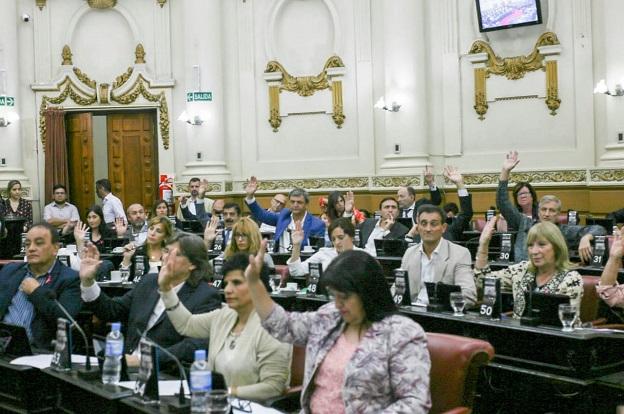 La Unicameral aprobó el Acueducto Santa Fe-Córdoba