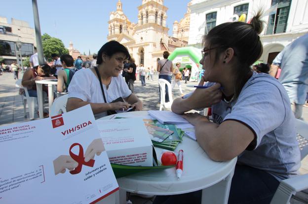 Controles gratuitos de SIDA