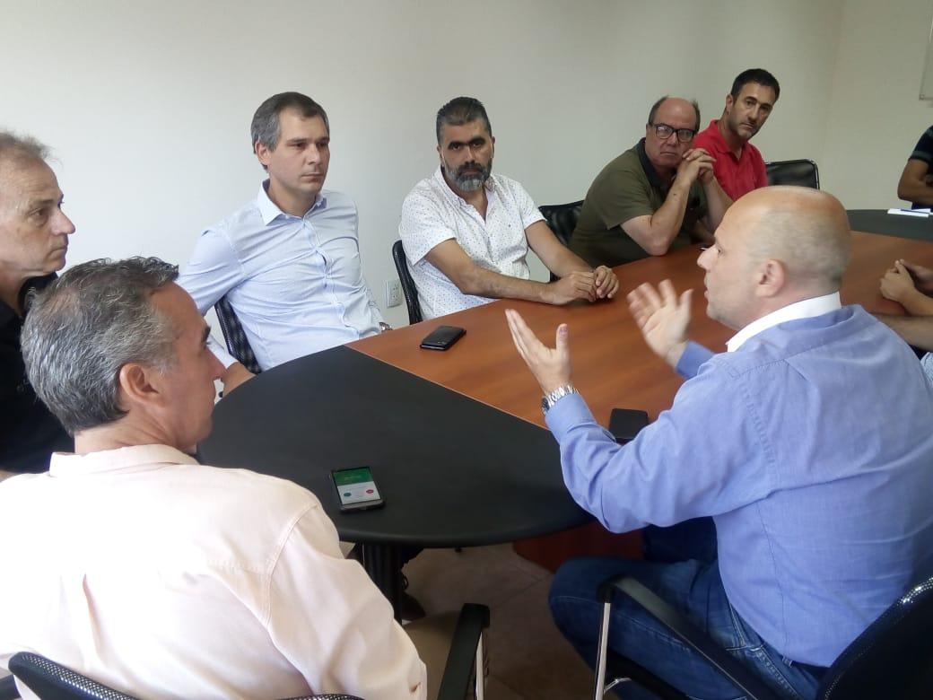 Presentaron herramientas productivas para Pymes de Villa Allende