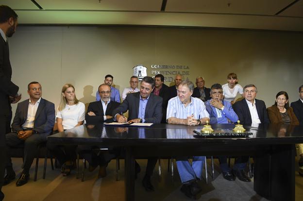 SIERRAS CHICAS: El transporte metropolitano recibirá $1.033 millones en 2019