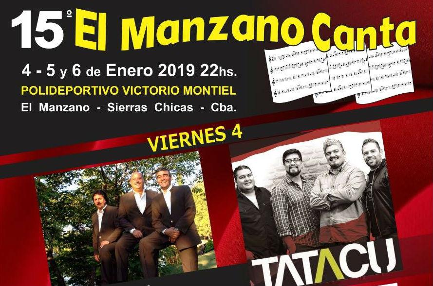 El Manzano Canta