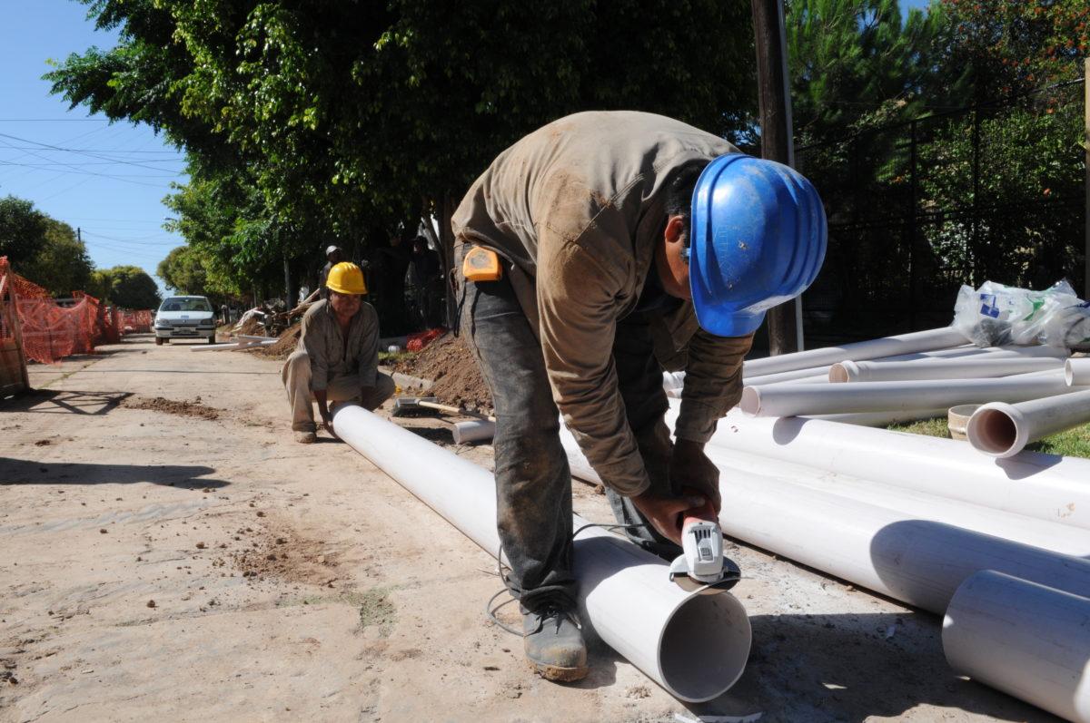 Villa Allende: 270 Millones para la etapa 1B de cloacas