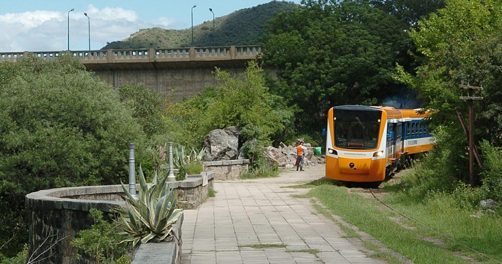 El Tren de las Sierras llegará hasta la estación Mitre