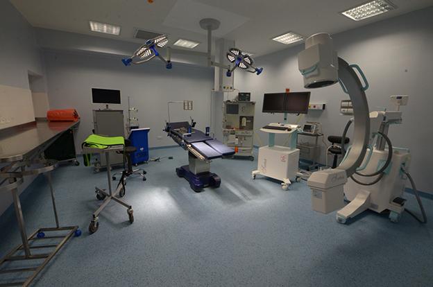 Nuevo hospital Av. Japón: En 60 días estaría operativo