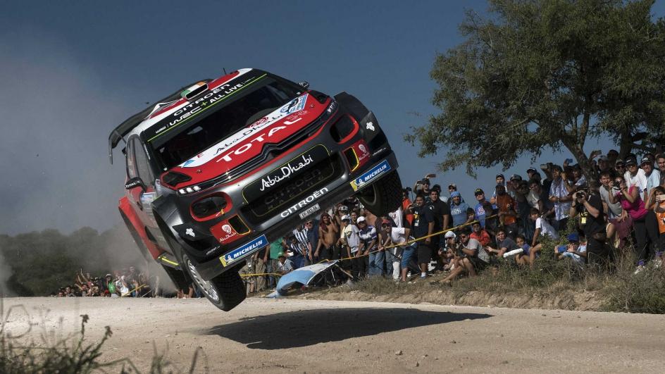 Ya llegaron los equipos que participarán del Rally Argentina 2019