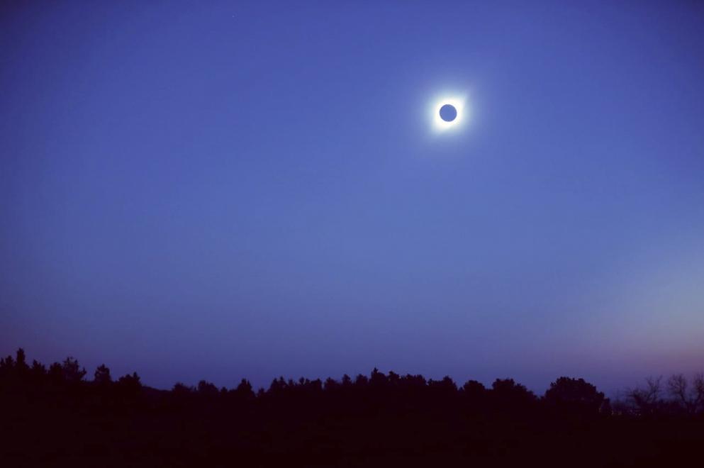 Un eclipse, millones de sensaciones