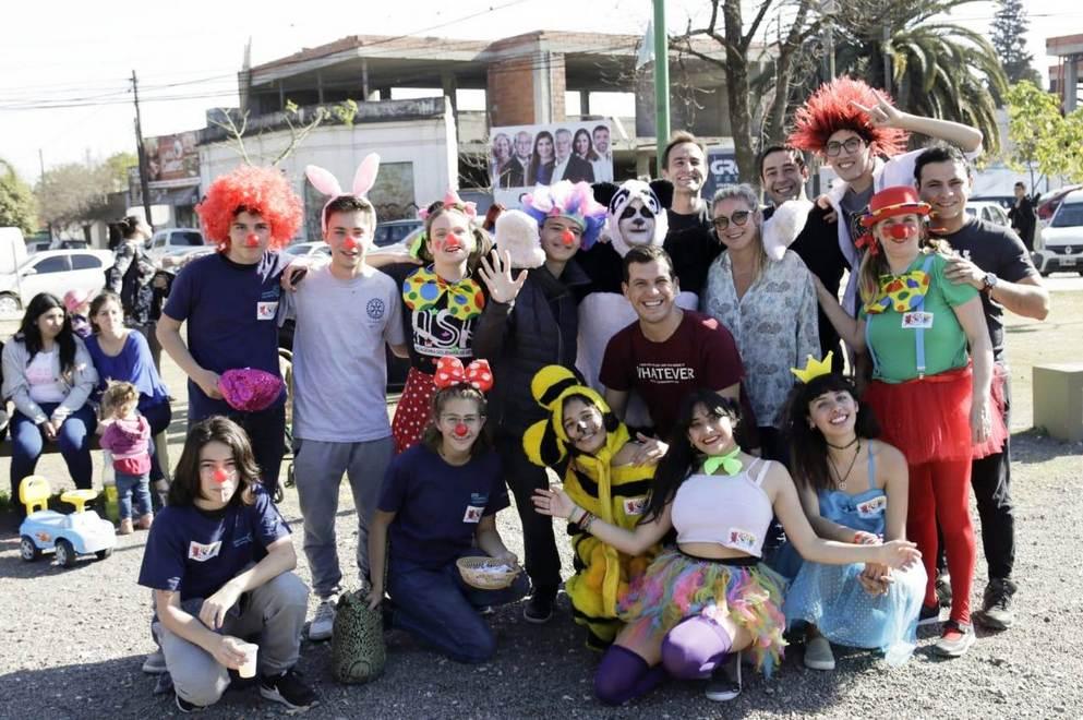 Mes de la Juventud con actividades solidarias