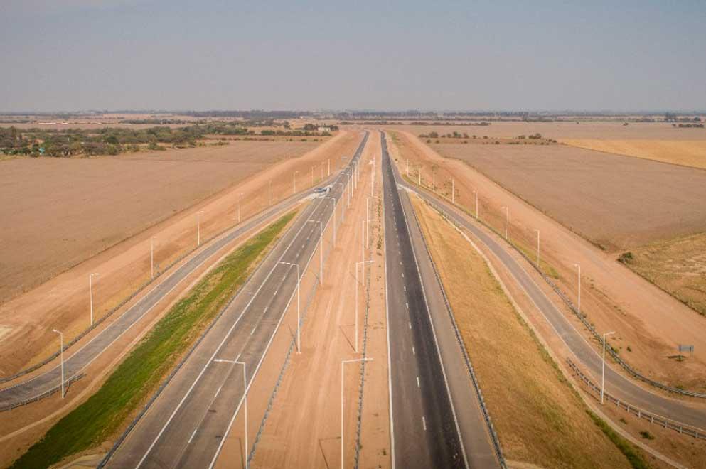 Córdoba y Río Primero ya están unidas por autopista