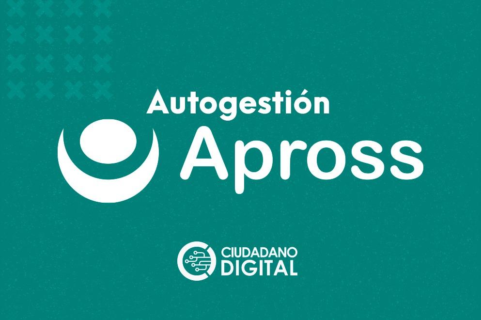 Apross lanza una aplicación para conocer las atenciones por consultas