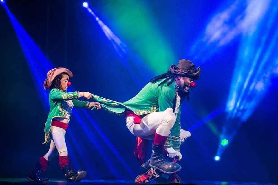 """¡El Circo Servian """"enciende los sueños"""" en Sierras Chicas!"""