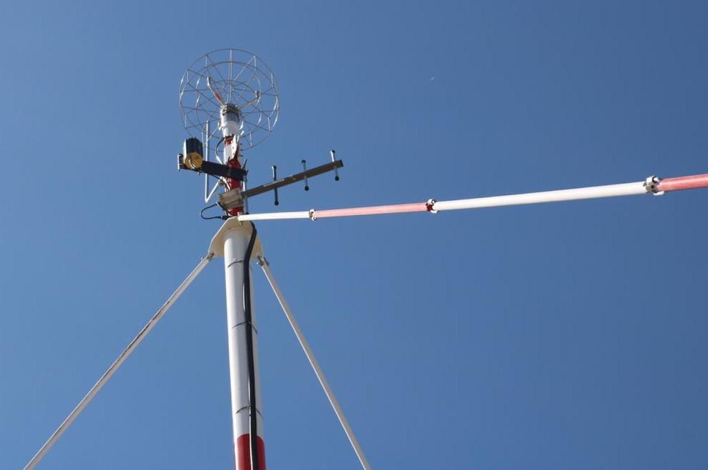 AWOS. Un sistema meteorológico de primer nivel en el Aeropuerto Córdoba