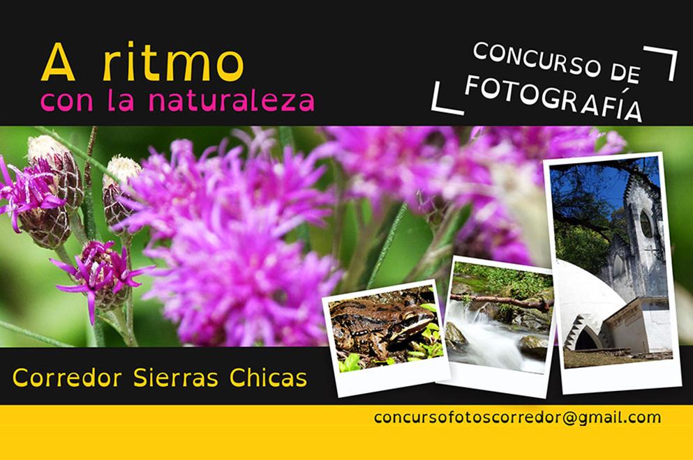 Concurso fotográfico del corredor Sierras Chicas