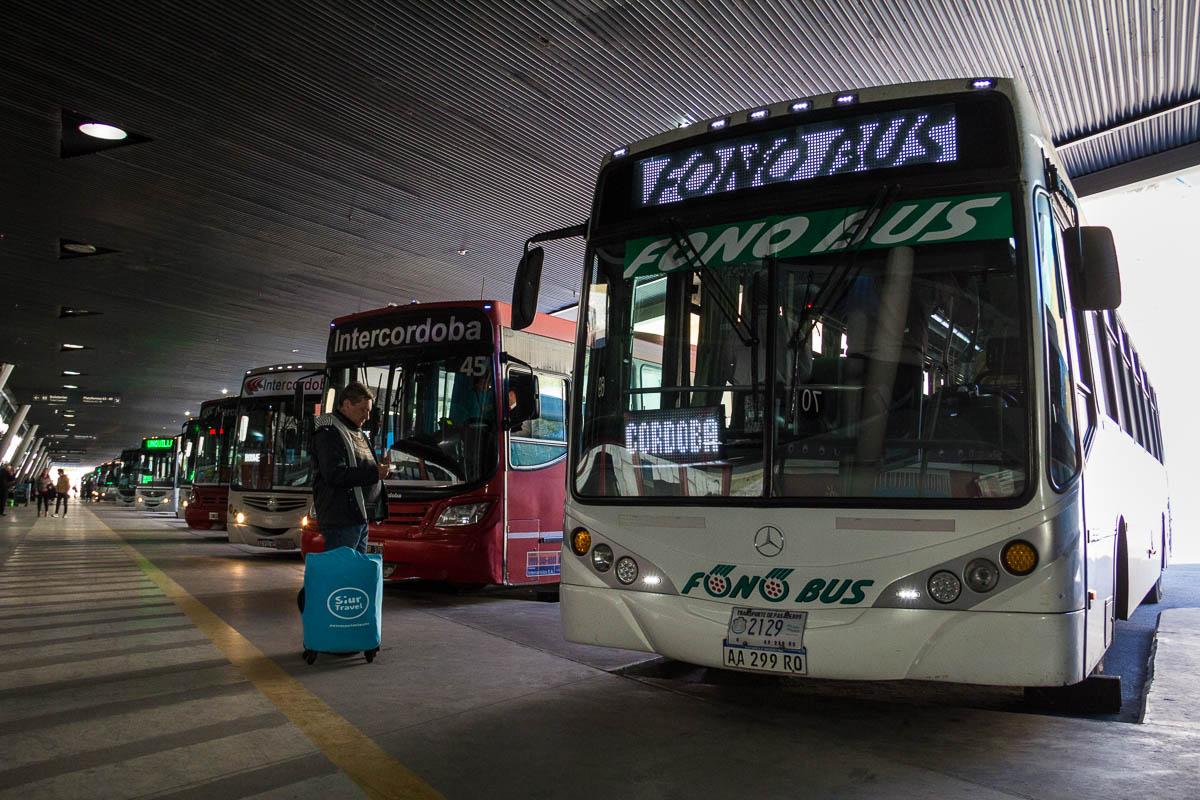 Transporte interurbano gratuito para ir a votar