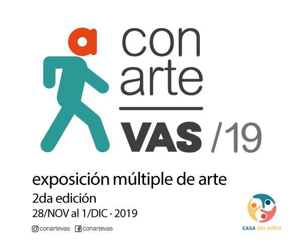 Segunda edición de #ConarteVA