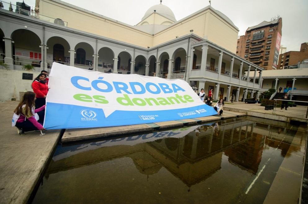 Córdoba logró una nueva cifra histórica en donación de órganos