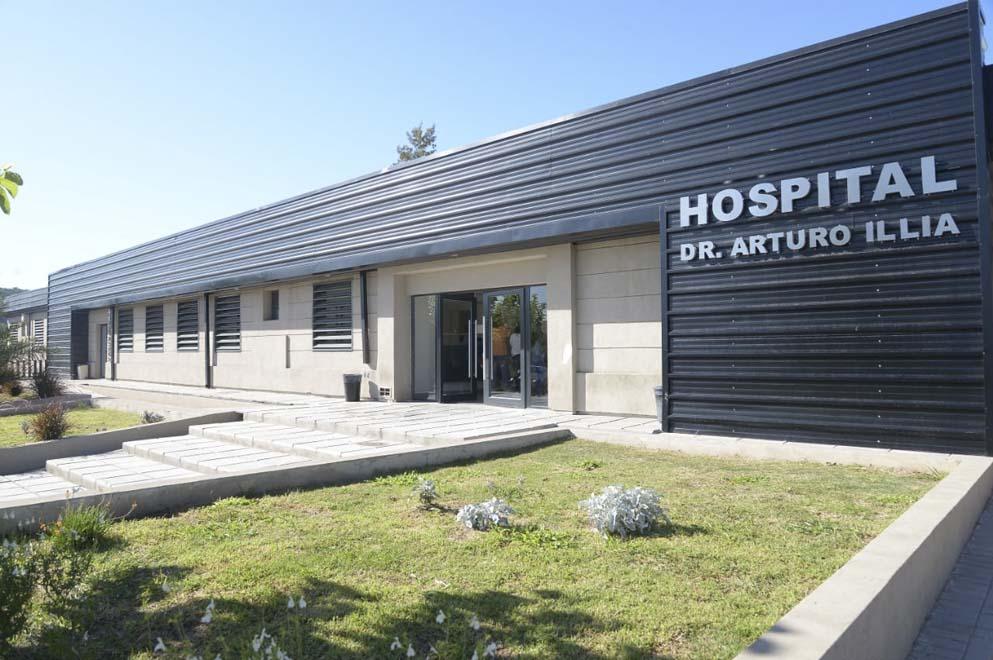 Se habilitó la última etapa del hospital de La Calera