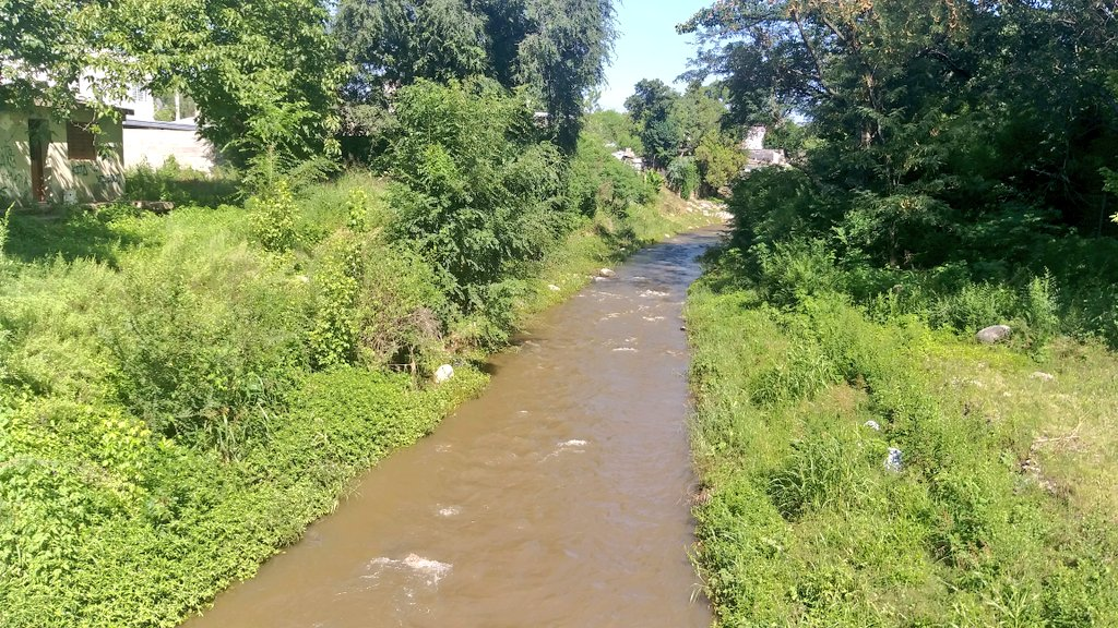 Mendiolaza: Vecinos de barrio Cigarrales y El Perchel, preocupados por las márgenes del arroyo Saldán.