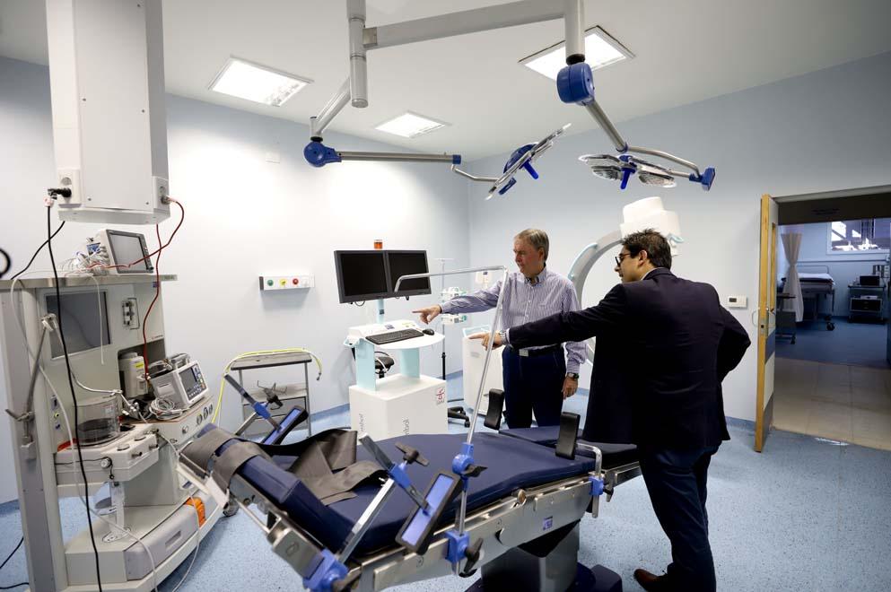 la Provincia informa que el hospital del noreste se habilitará el 30 de marzo