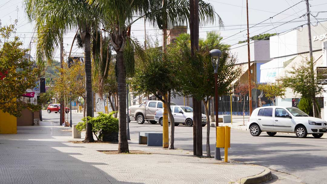 Solicitan la emergencia comercial en Villa Allende