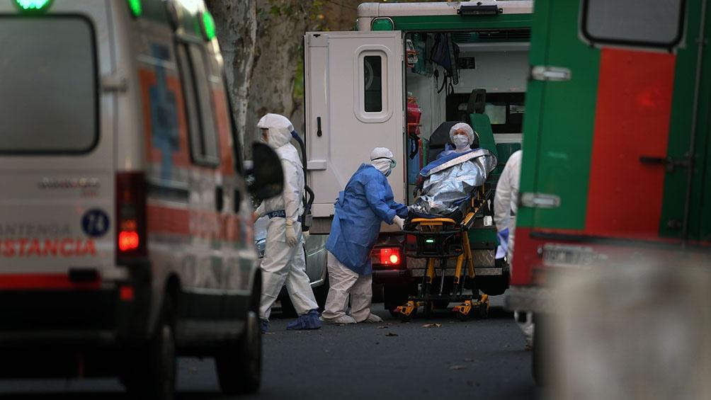 854 las víctimas fatales y 32.785 los infectados por coronavirus en Argentina