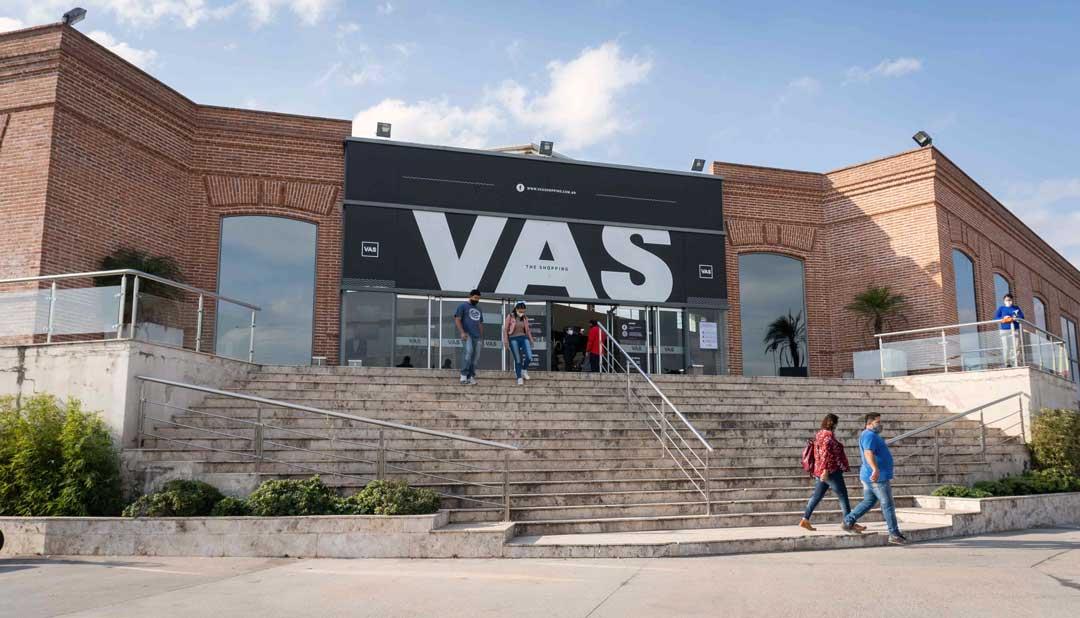 Desde hoy retomó su actividad el Villa Allende Shopping (VAS)