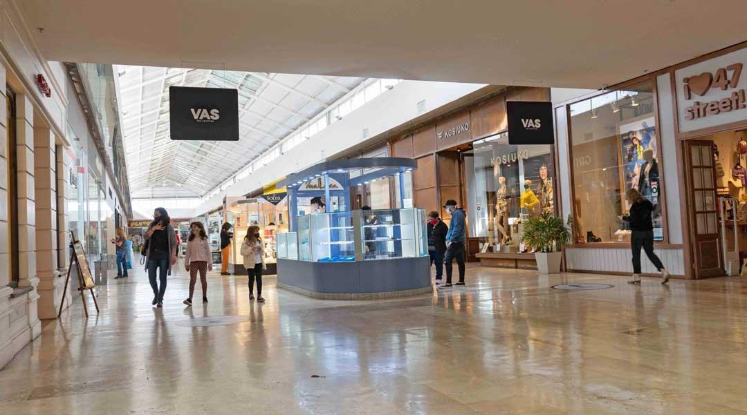 El COE autoriza la apertura de shoppings en toda la provincia, agencias de viajes y de publicidad y áreas de sistemas de salud