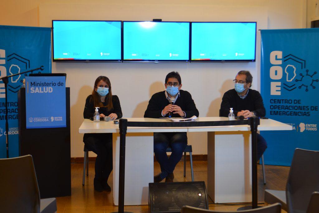 Presentaron el informe sobre la situación epidemiológica en la provincia