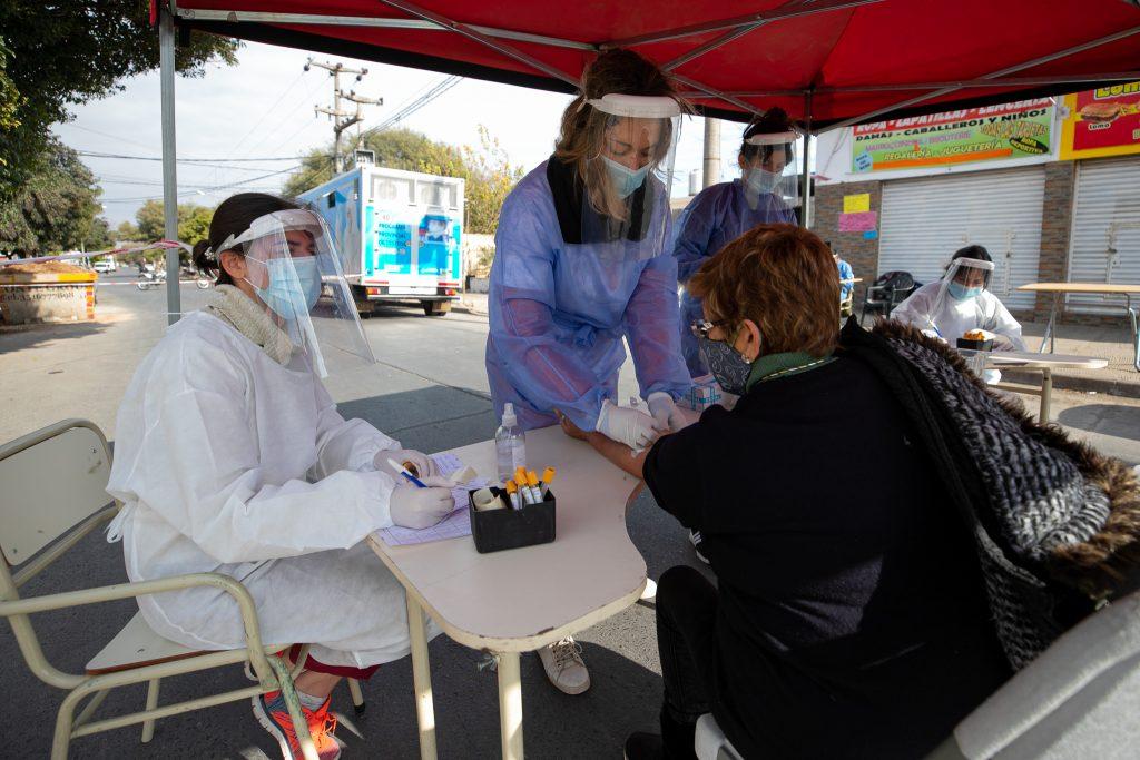 Coronvirus: el COE dispuso nuevos cordones sanitarios y extendió los actuales