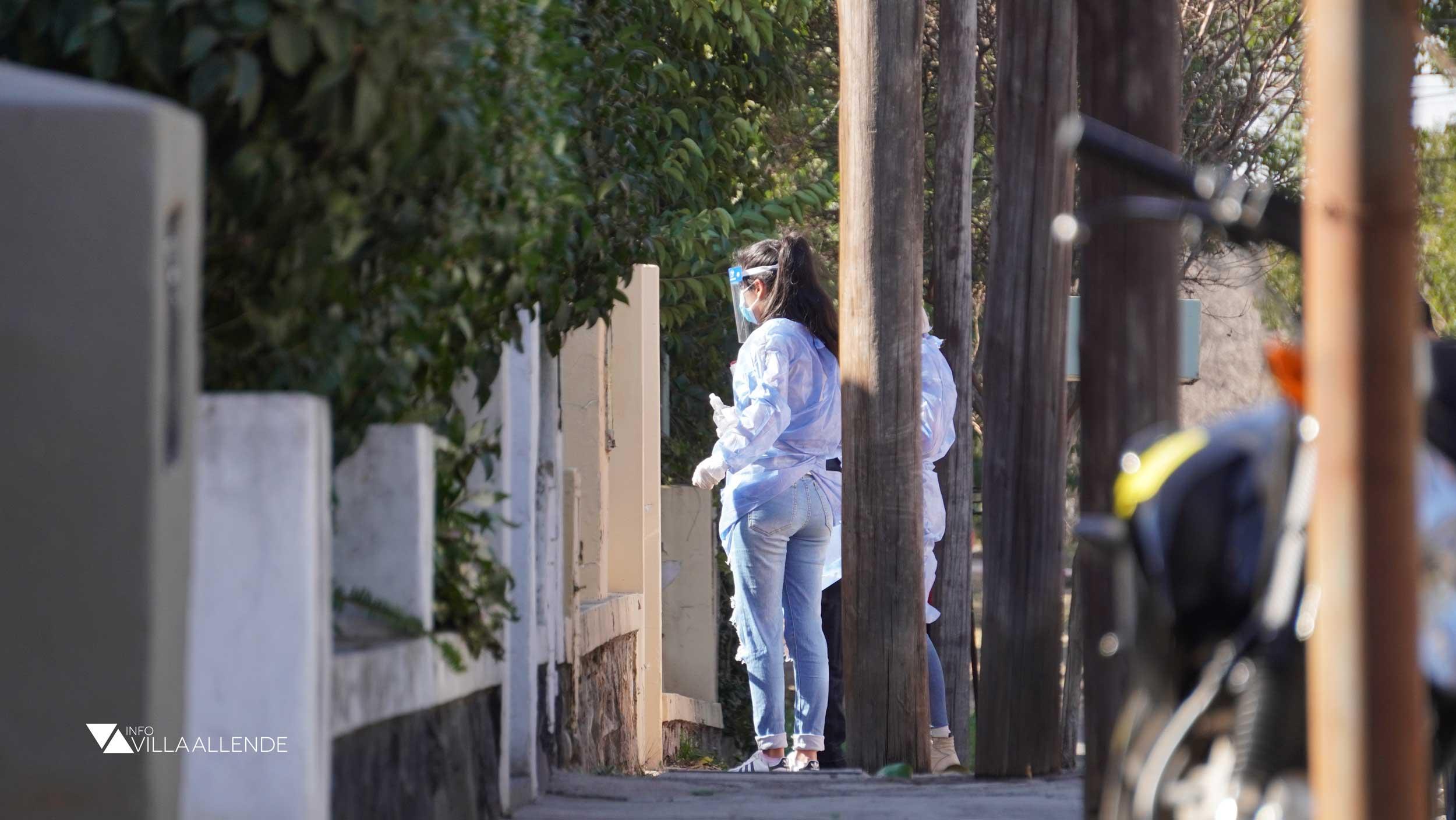 Actualización de la situación sanitaria en Córdoba -202 casos en un mismo día-