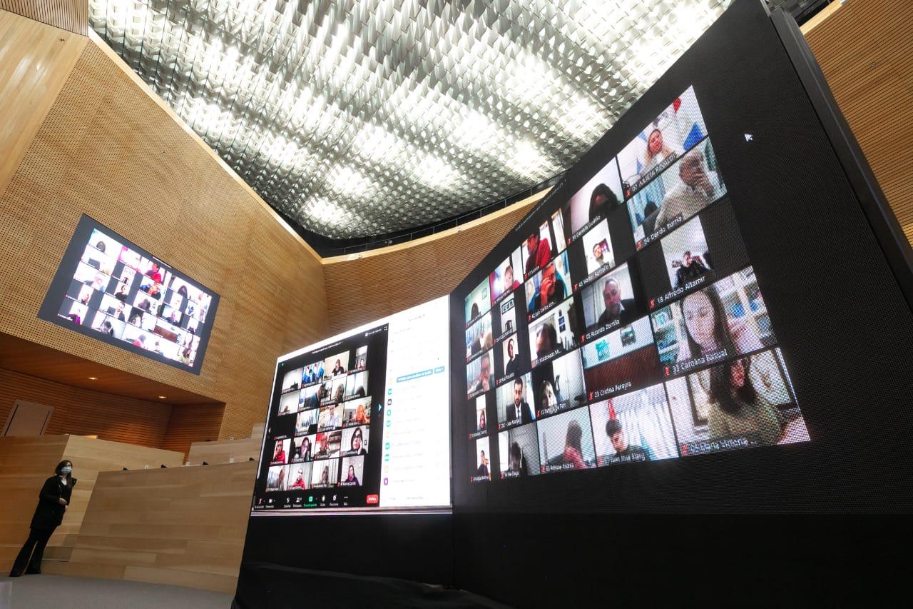 El trabajo cotidiano -Online- de la Legislatura de Córdoba