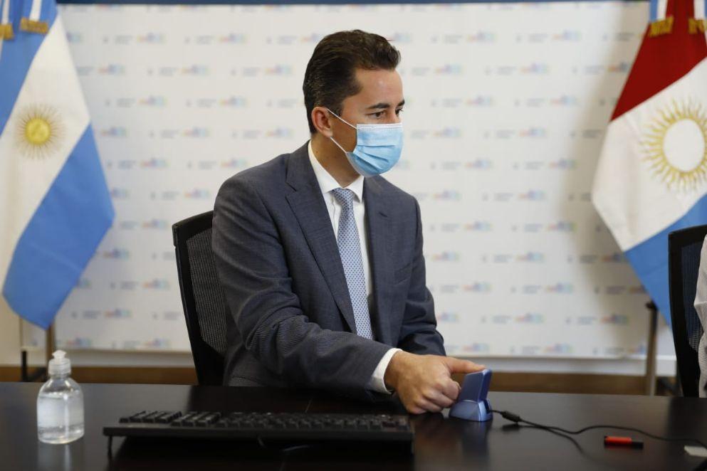 Firma Digital: El vicegobernador es la primera autoridad del Poder Legislativo de Córdoba en certificar su firma