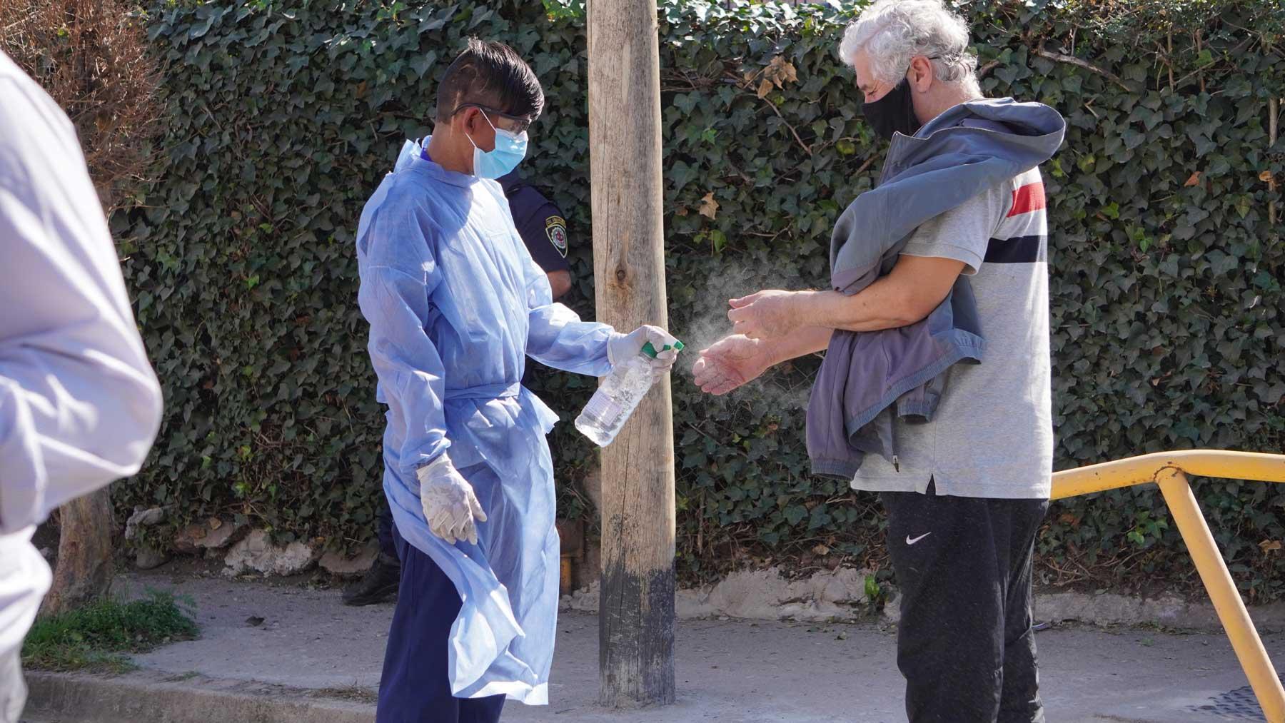 Hoy, 18 de mayo, se informaron 40 nuevos casos de Coronavirus en Villa Allende