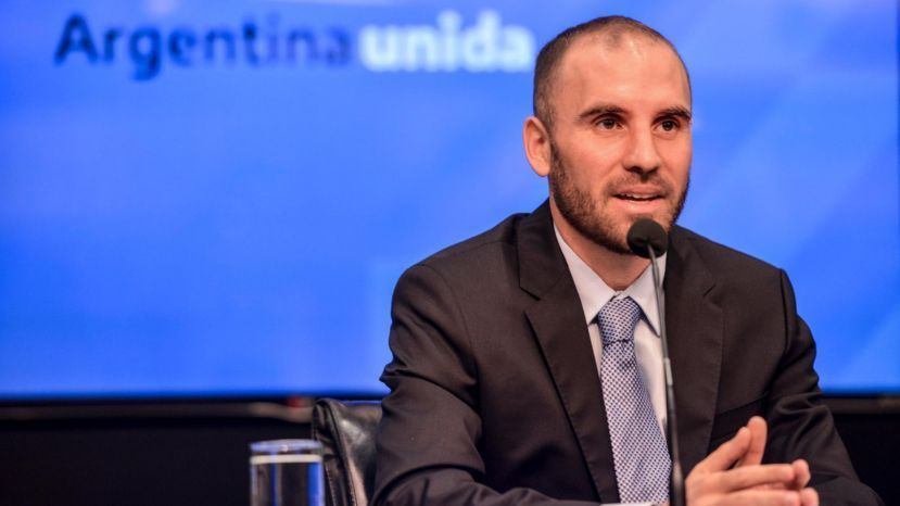 Guzmán dio detalles sobre los nuevos instrumentos para estimular el ahorro en pesos