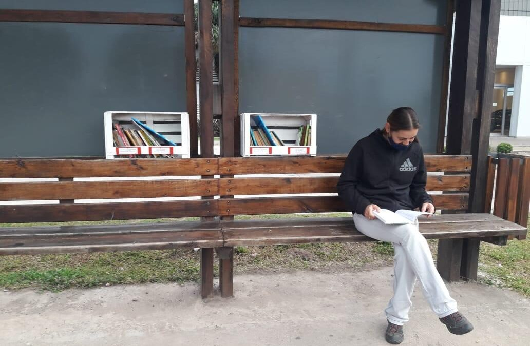 Villa Allende: Bibliotecas ambulantes en conmemoración del Día del Libro
