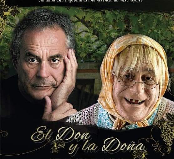 """¡Doña Jovita te invita a ver """"El Don y La Doña""""!"""