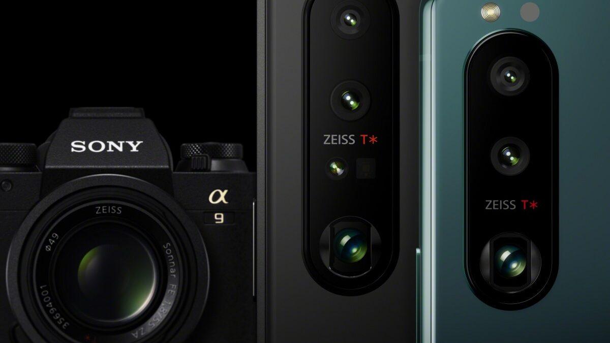 Los nuevos Sony Xperia 1 III y Xperia 5 III son los primeros móviles del mundo con objetivos de distancia focal variable