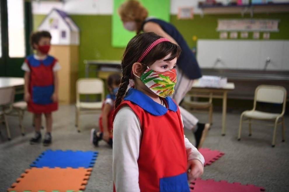 Se habilitó la ampliación de la jornada escolar en casos particulares